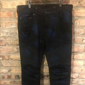 Brand New Blue Jeans